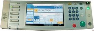 Màn hình hiển thị RICOH MP 4000