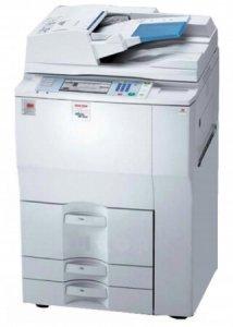 Bảng tra code máy Photocopy MP 7500