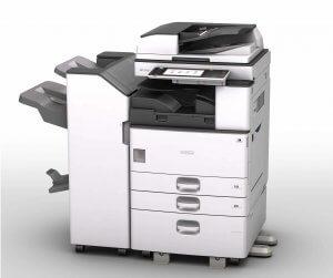 Bảng tra mã mực máy photocopy Ricoh