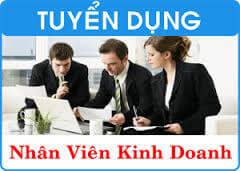 Thông báo Tuyển dụng Nhân viên kinh doanh