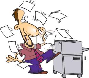 Những điều cần biết khi sử dụng máy photocopy