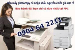 Cách chọn mua máy photocopy đã qua sử dụng vừa tốt mà lại rẻ